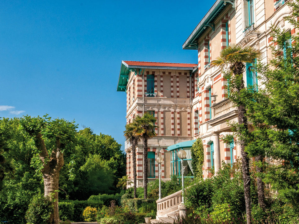 Villa Régina, pour des vacances en famille à Arcachon