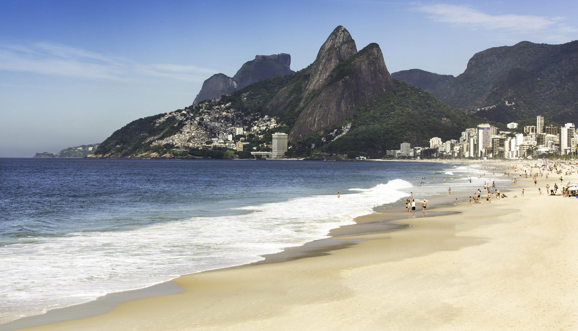 Brésil - Métissage en terres de démesure