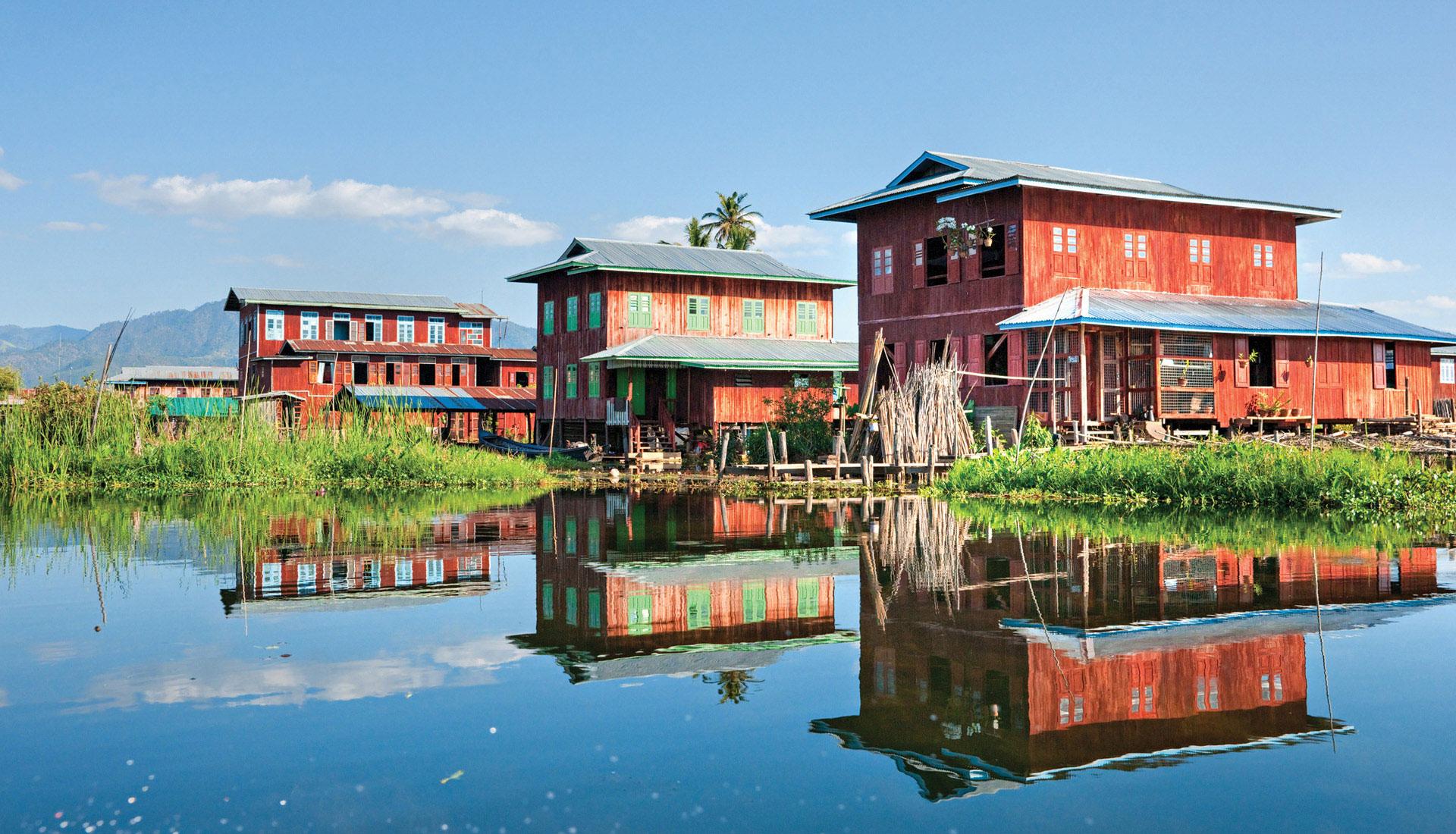 Birmanie - Traditions dans une démocratie en marche