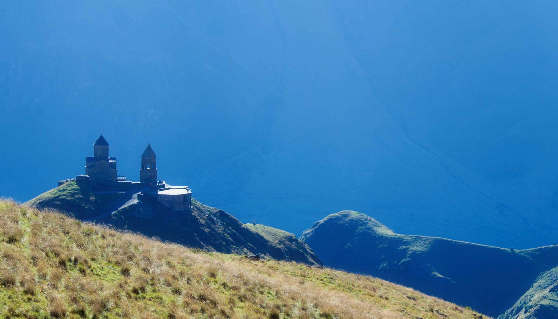 Voyager autrement Caucase