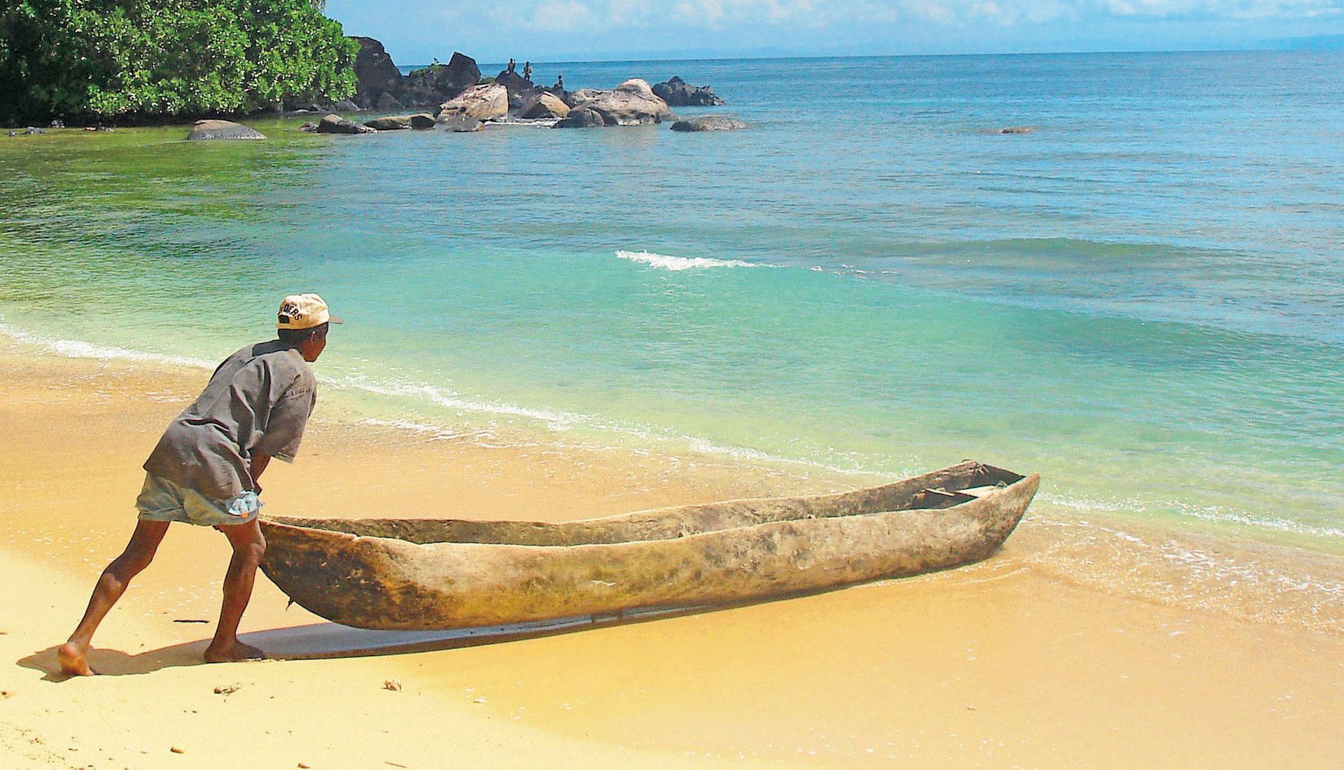 Madagascar Sud - L'île aux yeux d'Asie