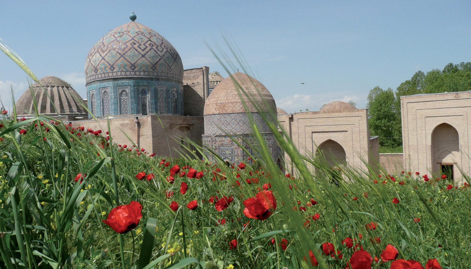 Ouzbékistan - Le carrefour des routes caravanières