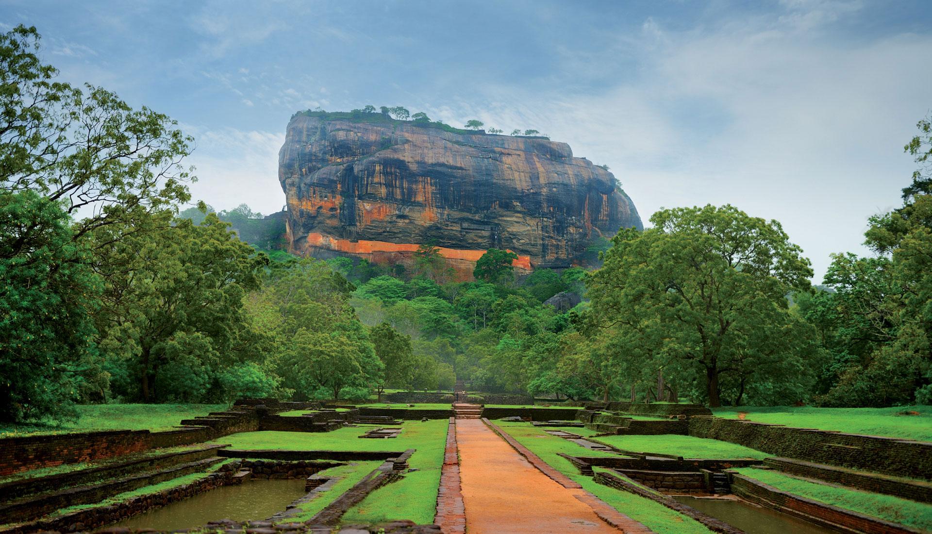 Sri Lanka - La Larme de Boudha...