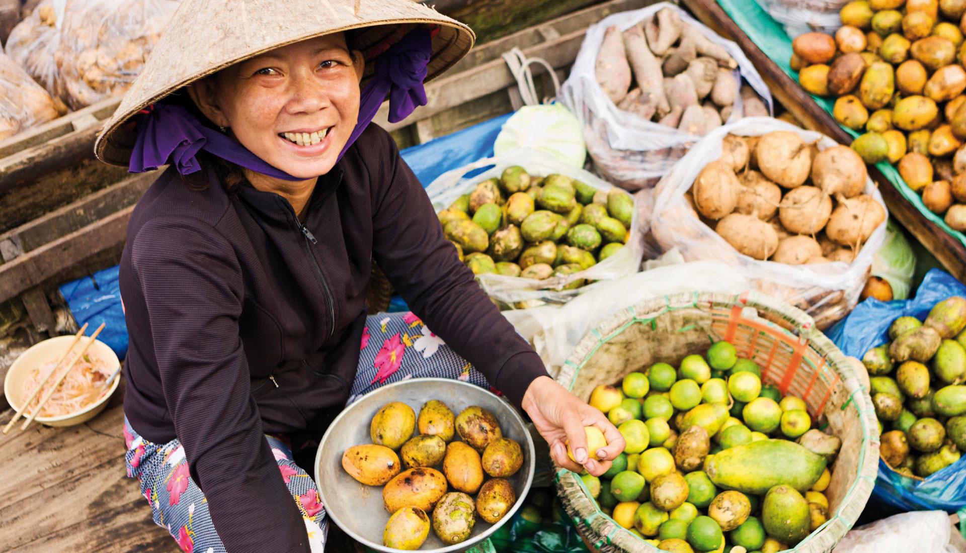 Vietnam - Sur la route Mandarine